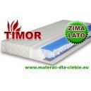 Materac Kieszeniowy TIMOR  ZIMA-LATO
